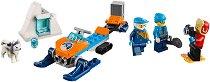 """Арктически изследователски екип - Детски конструктор от серията """"LEGO: City"""" -"""