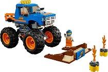 """Чудовищен камион - Детски конструктор от серията """"LEGO: City"""" - играчка"""
