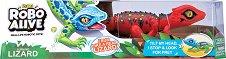 Робо - гущер - Детска интерактивна играчка - играчка