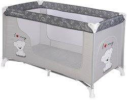 Сгъваемо бебешко легло - Moonlight -