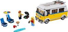 """Плажни забавления - 3 в 1 - Детски конструктор от серията """"LEGO Creator - Buildings"""" -"""
