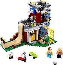 """Спортен център - 3 в 1 - Детски конструктор от серията """"LEGO Creator - Buildings"""" - продукт"""