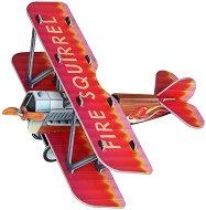 Самолет - Картонен 3D модел за сглобяване -