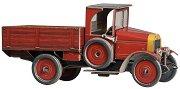 Камион АМО - Картонен 3D модел за сглобяване -