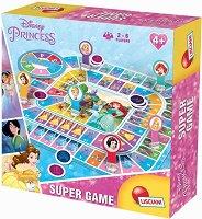 Супер игра - Принцесите на Дисни - Детска настолна игра - пъзел