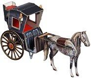 Двуколка с кон -