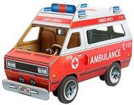 Линейка - Картонен 3D модел за сглобяване -