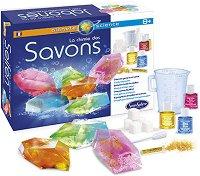 Химията на сапуните - Образователен комплект - играчка