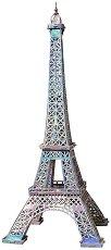 Айфелова кула - Картонен 3D модел за сглобяване -