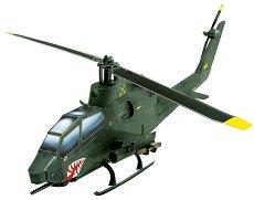 Многоцелеви хеликоптер - Cobra - Картонен 3D модел за сглобяване -