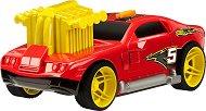 """Количка - Turbo Rush - Детска играчка от серията """"Hot Wheels: Road Rippers"""" -"""