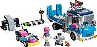 """Пътна помощ - Детски конструктор от серията """"LEGO: Friends"""" - количка"""
