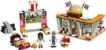 """Заведение за бързо хранене - Детски конструктор от серията """"LEGO: Friends"""" - играчка"""
