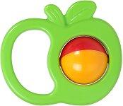 Дрънкалка - Ябълка - Детска играчка - играчка