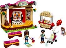 """Представлението на Андреа в парка - Детски конструктор от серията """"LEGO: Friends"""" -"""