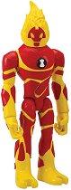 """XL Super-Size  - Heatblast - Фигура от серията """"Ben 10"""" - фигури"""