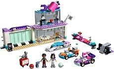 """Център за тунинг - Детски конструктор от серията """"LEGO: Friends"""" -"""