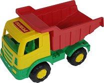 Самосвал за бутане - Детска играчка - количка