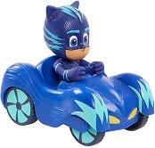 """Катбой с кола - Детска играчка от серията """"PJ Masks"""" - играчка"""