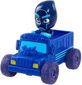 """Нощна нинджа - Детска играчка от серията """"PJ Masks"""" - количка"""