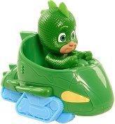 """Геко с кола - Детска играчка от серията """"PJ Masks"""" -"""