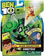 """BEN 10: Omnitrix прожектор - Детска играчка от серията """"Ben 10"""" - фигура"""