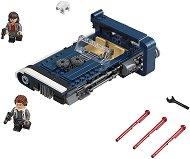 """Спийдърът на Хан Соло - Детски конструктор от серията """"Lego Star Wars: Solo"""" -"""