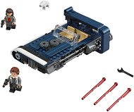 """Спийдърът на Хан Соло - Детски конструктор от серията """"Lego Star Wars: Solo"""" - играчка"""