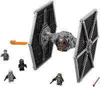"""Космически кораб - TIE Fighter - Детски конструктор от серията """"Lego Star Wars: Solo"""" -"""