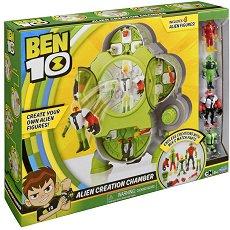 """Alien Creation Chambler - Комплект за игра от серията """"Ben 10"""" -"""