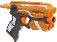 """Бластер - Firestrike - Комплект с 6 меки стрели от серията """"Nerf: N-Strike Elite"""" - играчка"""