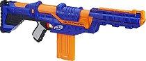 """Детска пушка - Delta Trooper - Комплект с 12 меки стрели от серията """"Nerf: N-Strike Elite"""" - играчка"""
