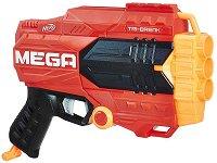Nerf - N-Strike Mega Tri-Break - играчка
