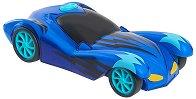 """Колата на Катбой - Детска играчка със звуков и светлинен ефект от серията """"PJ Masks"""" -"""