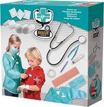 """Докторски комплект - Детска играчка от серията  """"Rescue world"""" -"""