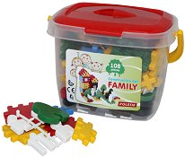 Детски конструктор - Семейство - играчка