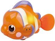 """Плуваща рибка - Играчка от серията """"Robo Alive Junior"""" -"""