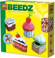 Мозайка с мъниста - 3D сладкиши - Творчески комплект -