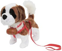 Кучето Самби - Интерактивна плюшена играчка - играчка