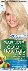 Garnier Color Naturals Bleching Cream - Изрусяващ крем за коса - маска