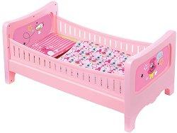 "Легло за кукла - Аксесоар от серия ""Baby Born"" - играчка"