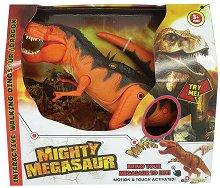"""Тиранозавър Рекс - Интерактивна играчка от серията """"Mighty Megasaur"""" -"""