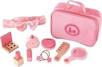 Несесер с козметични принадлежнасти - Детски комплект с аксесоари -