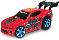 """Ultra Wheelie - Chevrolet Camaro 2016 - Детска играчка със светлинен и звуков ефект от серията """"Road Rippers"""" -"""
