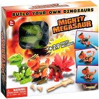 """Раптор - Конструктор от серията """"Mighty Megasaur"""" -"""