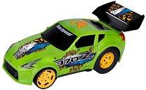 """Ultra Wheelie - Nissan 370Z - Детска играчка със светлинен и звуков ефект от серията """"Road Rippers"""" -"""