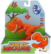 """Тиранозавър Рекс - Детска играчка от серията """"Junior Megasaur"""" -"""