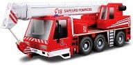 """Противопожарен камион с кран - Метална играчка от серията """"Emergency"""" - играчка"""