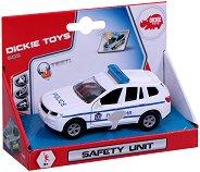 """Полицейска кола - Детска играчка със звуков и светлинен ефект от серията """"SOS"""" - чанта"""