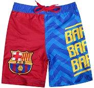 Детски бански - ФК Барселона - фигура